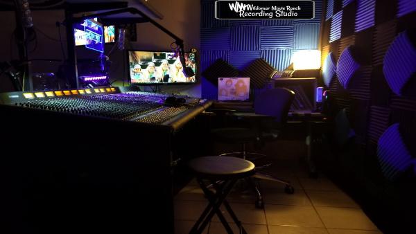 Studio For Filming